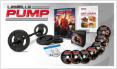 Les Mills Pump Base kit