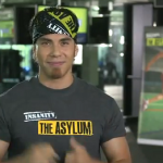 Insanity the Asylum Volume 2 and Apolo Ohno