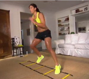 Hope Solo Does Insanity Asylum