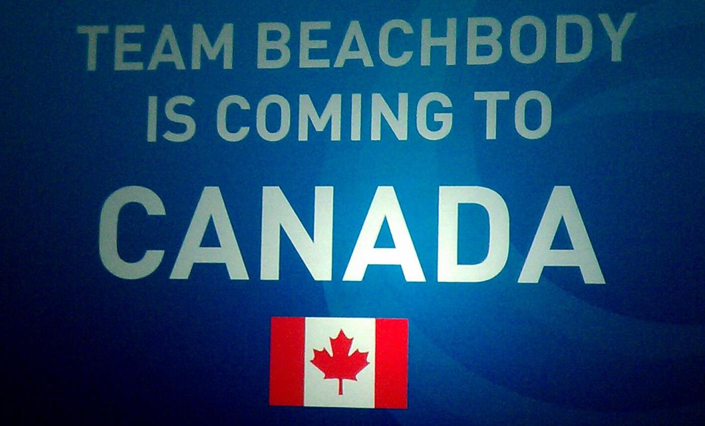 Canada Beachbody Coach Opportunity