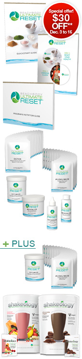 $30 Discount Beachbody Ultimate Reset