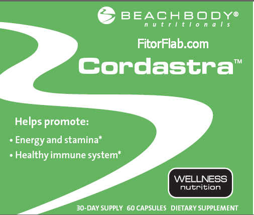 Cordastra Chinese herb supplement