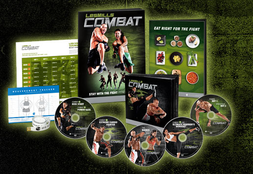 Les Mills Combat Nutrition Guide Review