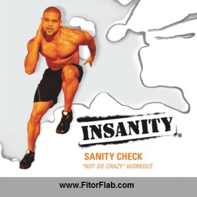 Sanity Check Workout