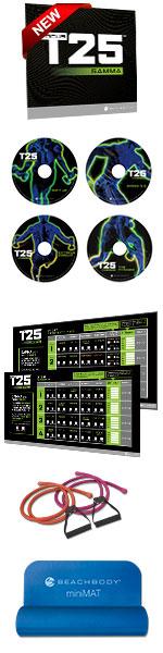 t25 gamma kit