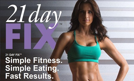 21 Day Fix Program - Autumn Calabrese