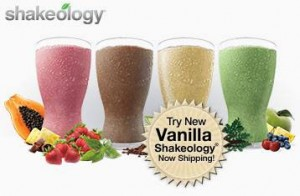 beachbody shakeology