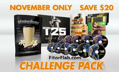Beachbody discounts on Challenge Packs