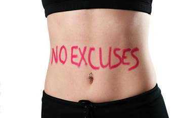 Exercise: How to Stop Making Excuses