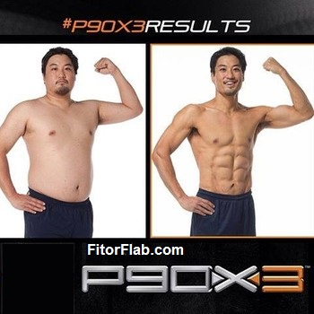 P90X3 Week 10 Workout results
