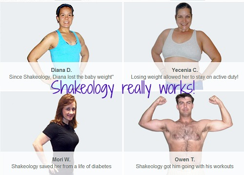Shakeology Results - Real People