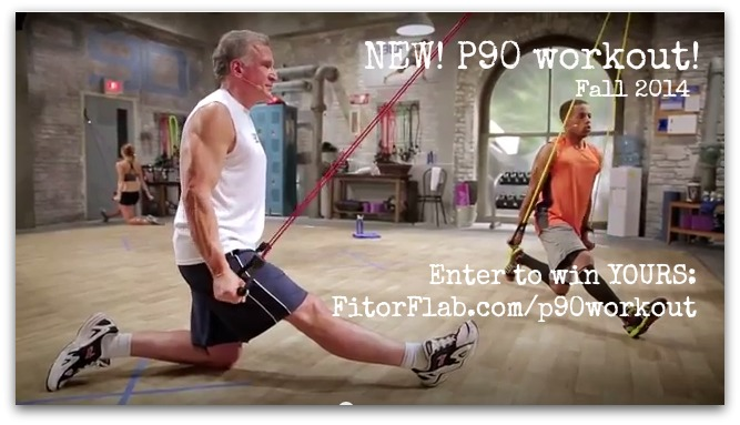New P90 workout Tony Horton