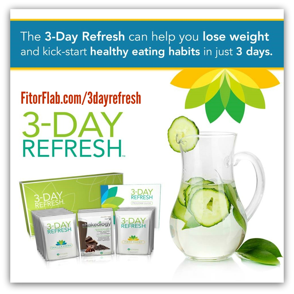 Weight Loss Cleanse 3 Day Refresh
