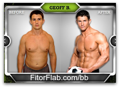 Body Beast Results gain muscle