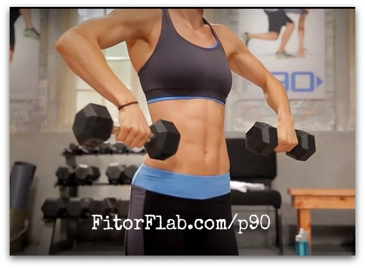 P90 workout available