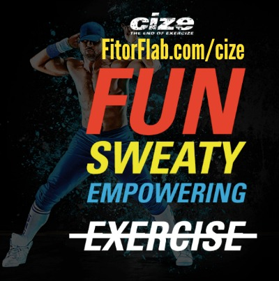 CIZE Exercise Dance DVD
