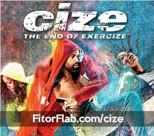 CIZE Workout Available Now