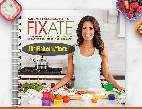 Fixate Cookbook with Autumn Calabrese