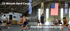 Hard Corps Workout tony Horton