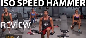 ISO Speed Hammer workout with Sagi Kalev
