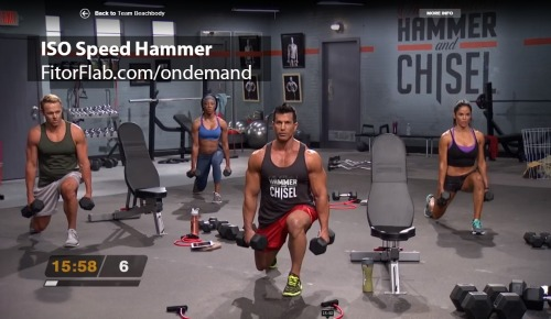 ISO Speed Hammer Review with Sagi Kalev